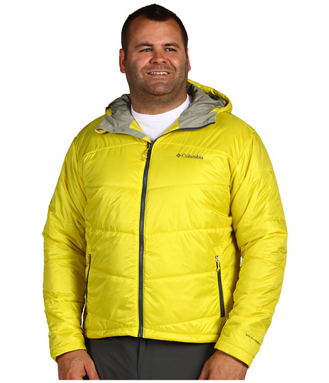 Jachete Columbia - Shimmer Me Timbersâ⢠II Hooded Jacket - Extended - Yellow Curry/Mystery