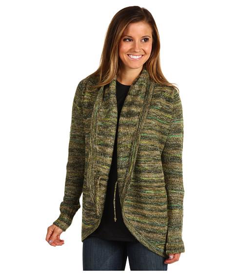 Bluze Columbia - Ombre Hombreâ⢠Wrap Sweater - Surplus Green Multi