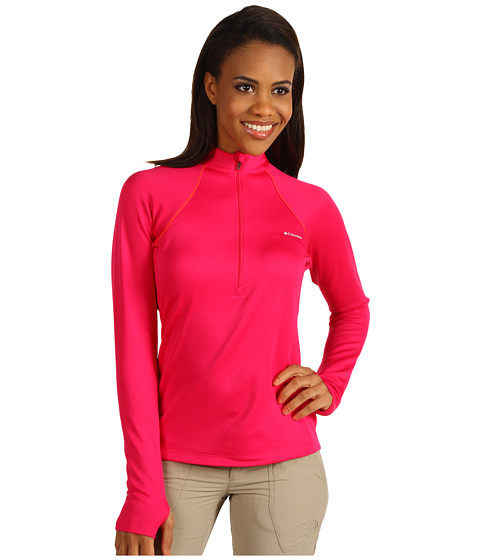 Bluze Columbia - Extreme Fleece L/S Half Zip - Bright Rose