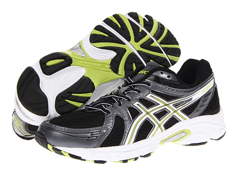 Adidasi ASICS - GEL-Exciteâ⢠- Black/White/Lime