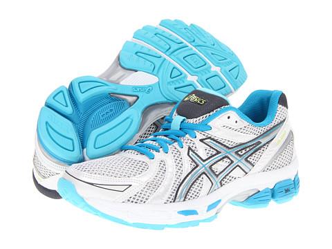 Adidasi ASICS - GEL-Exaltâ⢠- White/Lightning/Turquoise