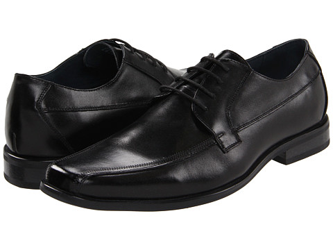 Pantofi Steve Madden - Rynk - Black Leather