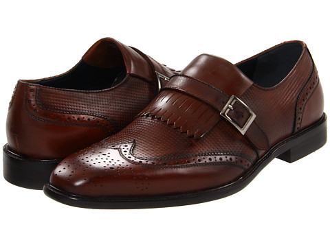 Pantofi Steve Madden - Disarm - Cognac Leather