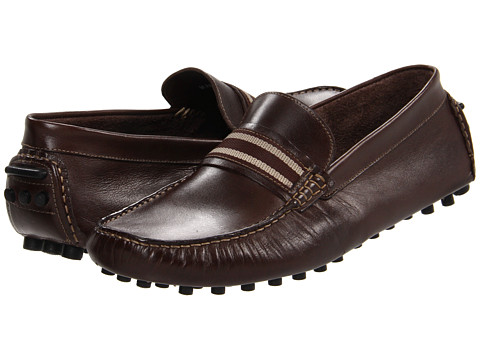 Pantofi Steve Madden - Marra - Dark Brown Leather