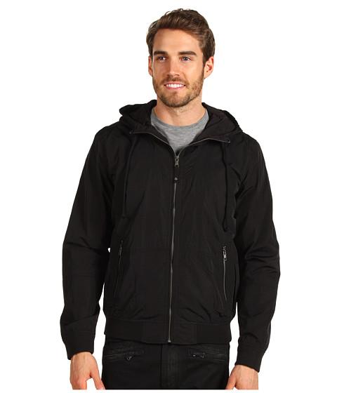 Jachete Calvin Klein Jeans - Garment Dye Nylon Jacket - Black