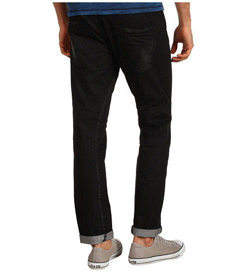 Pantaloni Calvin Klein Jeans - Black Coated Rocker - Black