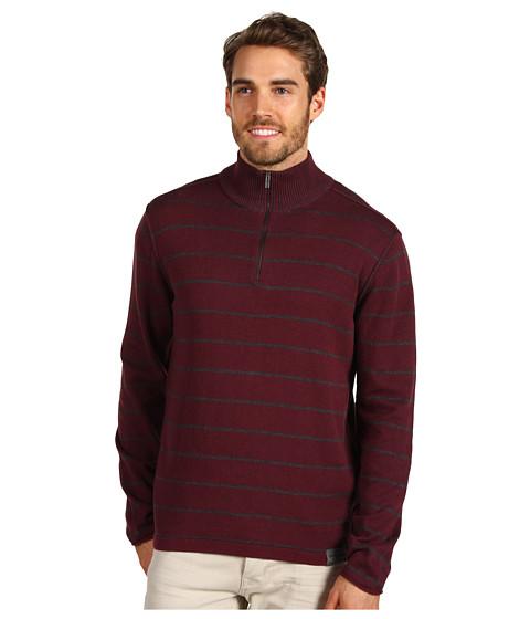 Tricouri Calvin Klein Jeans - 12GG Plaited Stripe - Port Royale