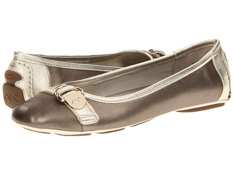 Balerini Anne Klein New York - AK7Bertizmo - Metallic Taupe Body Tonal