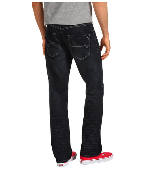Blugi L-R-G - Adventure Capitalist True Straight Jean - Dark Indigo Wash