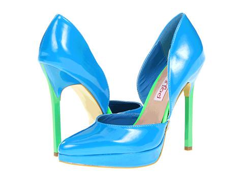 Pantofi 2 Lips Too - Too Thrust - Blue