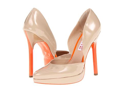 Pantofi 2 Lips Too - Too Thrust - Nude