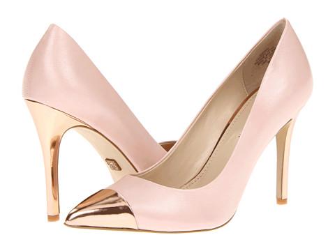 Pantofi Anne Klein New York - Wrenn - Dawn Light Pink/Ororamato