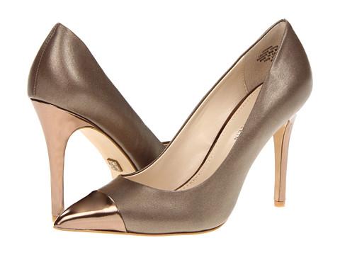 Pantofi Anne Klein New York - Wrenn - Mushroom/Taupe