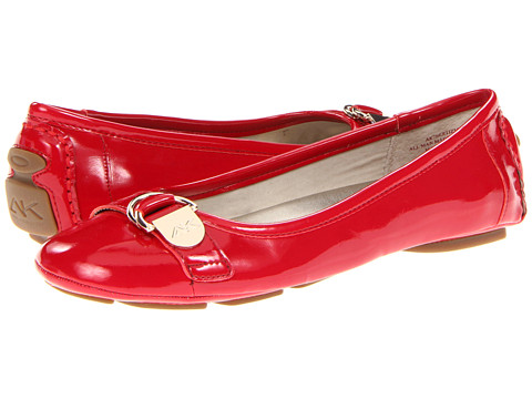 Balerini Anne Klein - 7Bertizmo - Candy Apple Red/Red