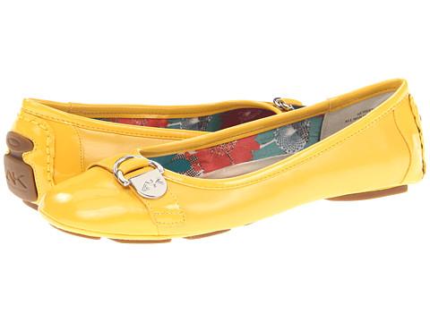 Balerini Anne Klein - 7Bertizmo - Yellow