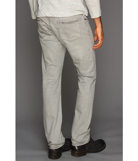 Blugi John Varvatos - Bowery Hudson Wash Jean in Concrete Grey - Concrete Grey