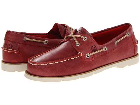 Pantofi Sperry Top-Sider - Leeward 2-Eye - Red