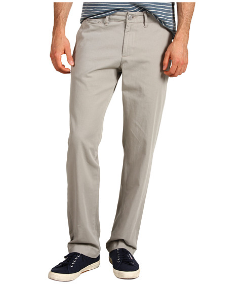 Pantaloni Lucky Brand - Chino Pant Zipper - R - #16 Dark Coin