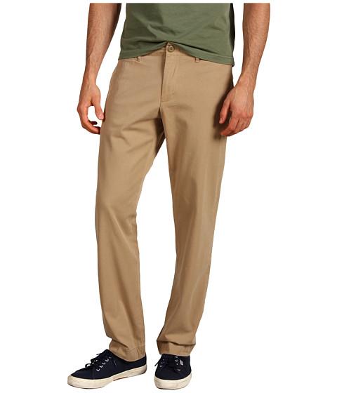 Pantaloni Lucky Brand - Chino Pant Zipper - R - #2430 Earth Brown