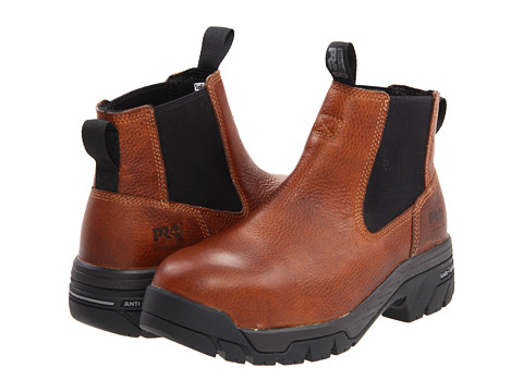 Ghete Timberland - Helix Chelsea Comp Toe ESD - Brown