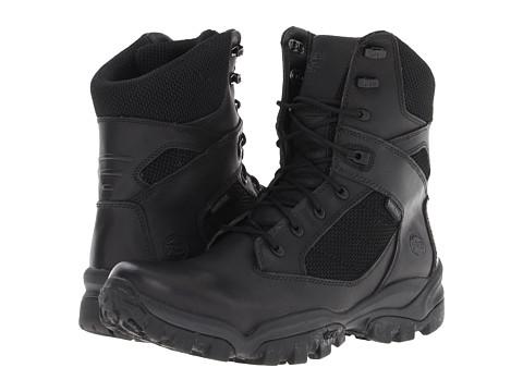 "Ghete Timberland - Trenton 8\"" Waterproof Boot - Black"