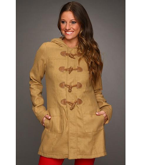 Jachete Billabong - Trust Fund Coat (Juniors) - Camel