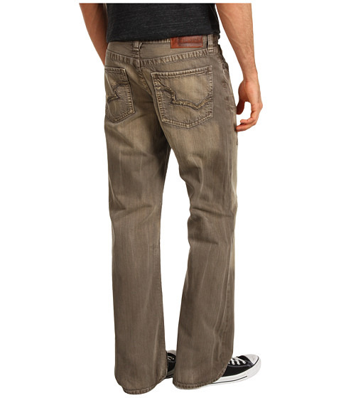 Blugi Big Star - Pioneer 5 Pocket Bootcut Jean in Distressed Bark - Distressed Bark