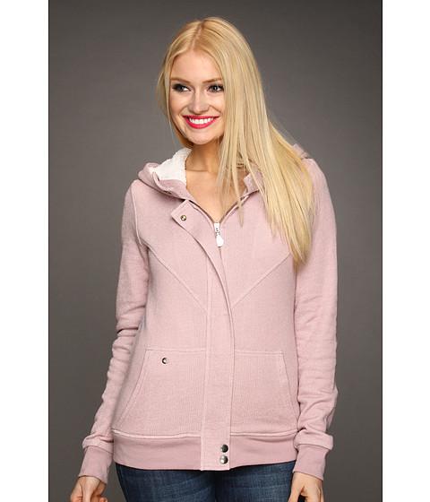 Jachete Volcom - Go Get Her Fleece Zip Jacket - Mauve
