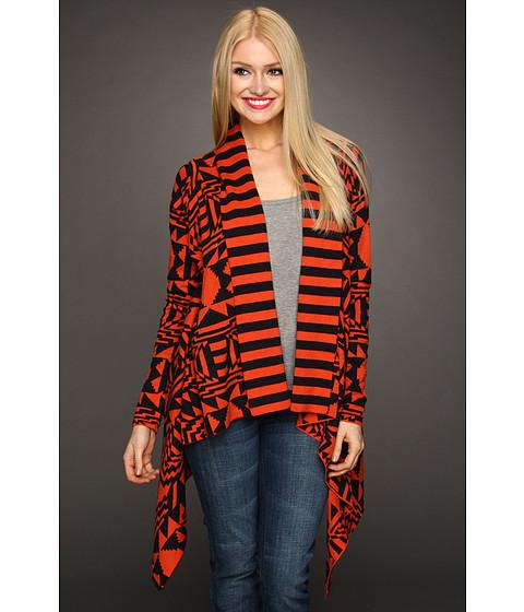 Pulovere Volcom - Spirit Animal Sweater Wrap - Chili Red