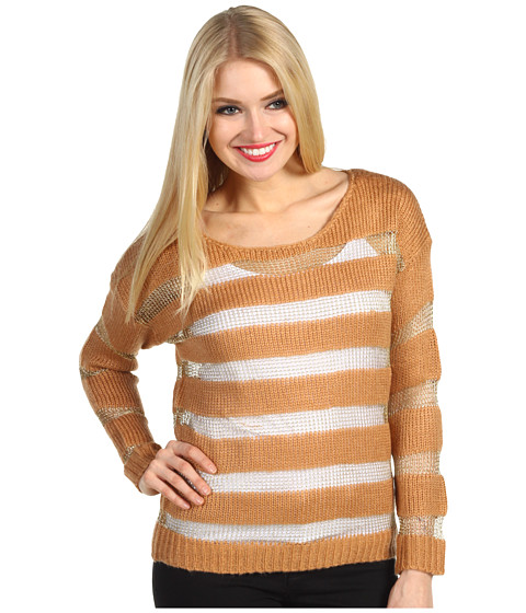 Bluze Gabriella Rocha - Shanti Knit Sweater - Beige