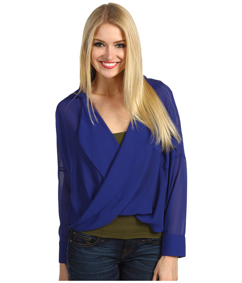 Bluze Brigitte Bailey - Viena Blouse - Royal