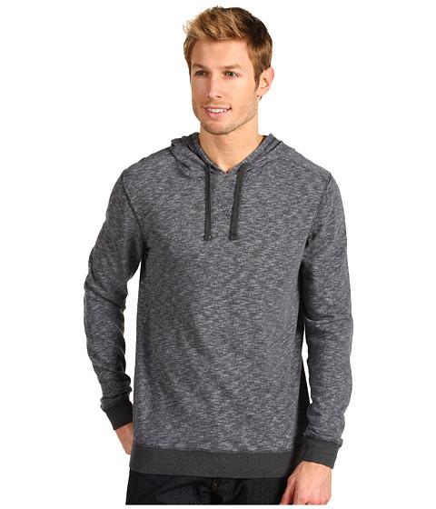 Bluze Calvin Klein Jeans - L/S High Twist Hoodie - Black