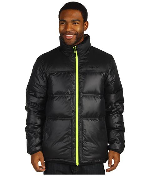 Bluze Hurley - Reverse Down Puff Jacket - Black