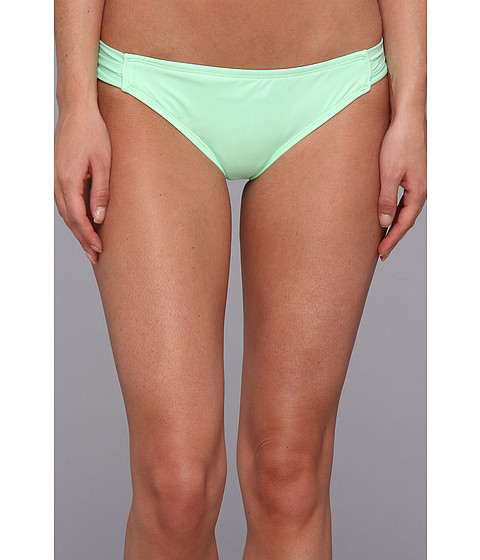 Costume de baie Hurley - One & Only Solids Aussie Tab Side - Seafoam