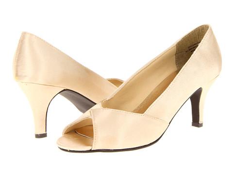 Pantofi Bouquets - Gayle - Gold Satin
