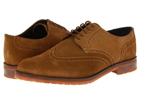 Pantofi Lumiani - Tim - Camel Suede