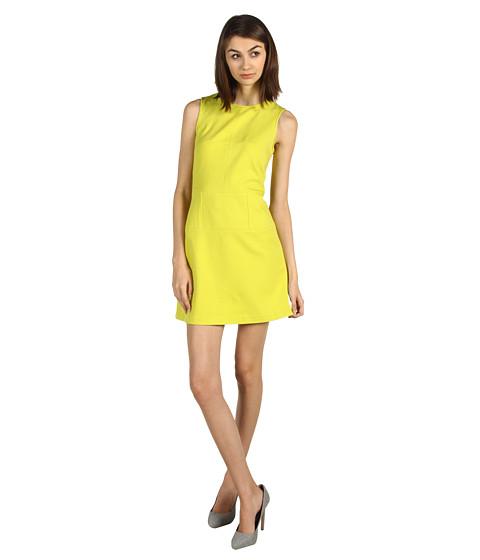 Rochii Tibi - Sleeveless Dress - Kelp