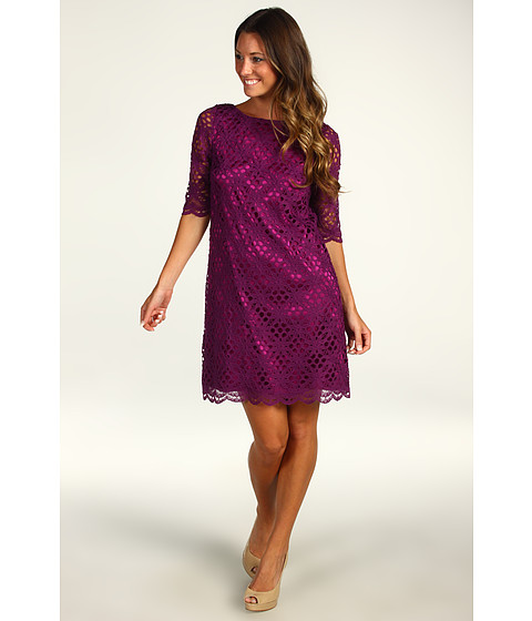 Rochii Jax - Crochet Dress - Orchid