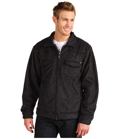 Geci Toes on the Nose - Logger Jacket - Black