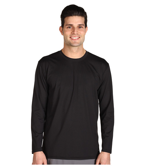 Tricouri Toes on the Nose - L/S Element Guard - Black