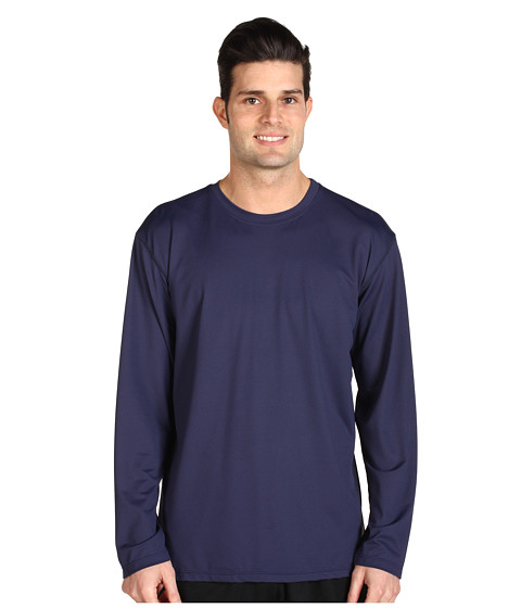 Tricouri Toes on the Nose - L/S Element Guard - Navy