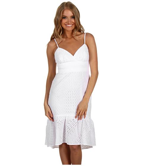 Rochii Trina Turk - Gracia Dress - Blanca