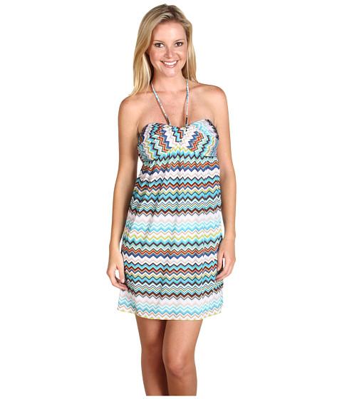 Rochii Trina Turk - Moonstone Halter Dress - Multi