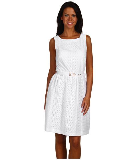 Rochii Trina Turk - Shift Day Dress - Blanca