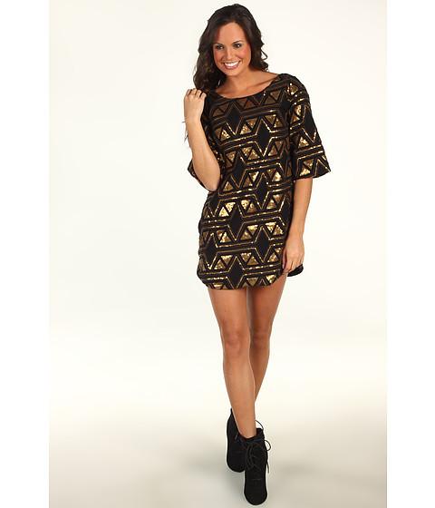 Rochii Billabong - Fete Setter Dress (Juniors) - Black