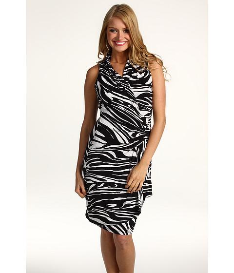 Rochii Karen Kane - Sleeveless Wrap Dress - Print