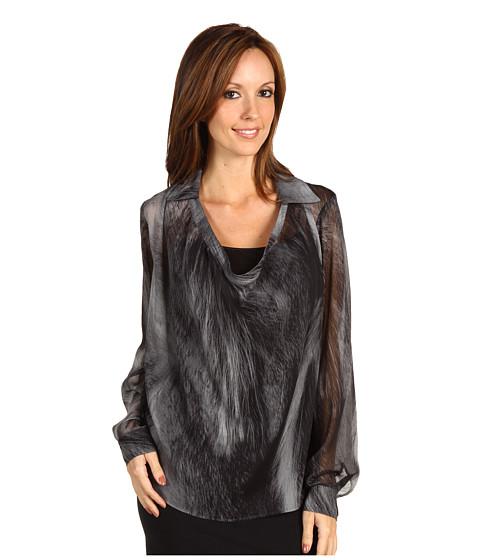 Bluze Karen Kane - After Dark Cowl Shirt - Print