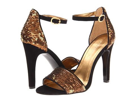 Pantofi BCBGeneration - Jett - Antique Bronze/Black Two-Tone Sequin