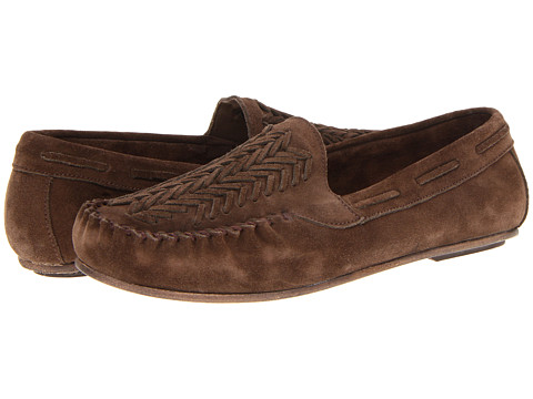 Pantofi Florsheim by Duckie Brown - The Moccasin Woven - Flint