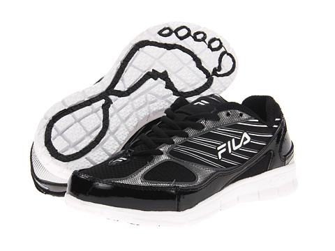 Adidasi Fila - 2A Advanced - Black/White/Metallic Silver
